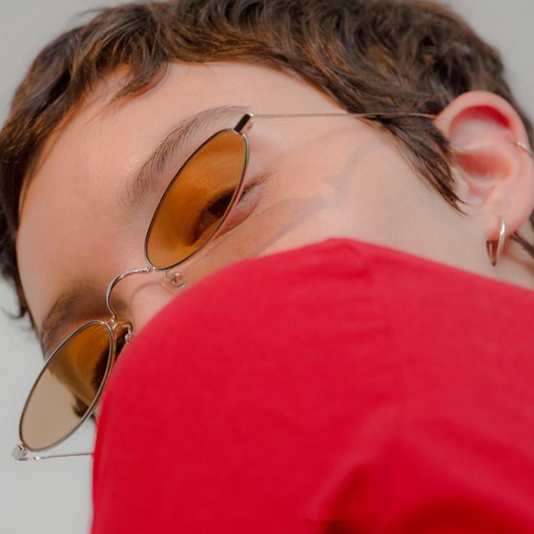 7ea36948b2 2018 New Brand Designer Vintage Oval Sunglasses Women Men Retro Clear Lens  Eyewear Sun Glasses For Female UV400