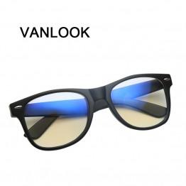 d2f43aec57d Glasses for The Computer Oculos de Grau Spectacle Frame for Men Women  Transparent Eyeglasses Blue Coating