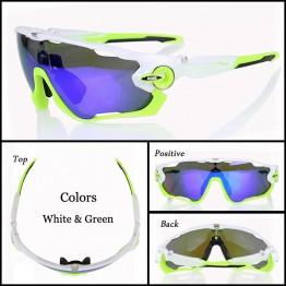 33ed1cc558 PHMAX Polarized 5 Lens Cycling Eyewear MTB Bicycle Sun Glasses Cycling  Sunglasses Mountain Bike Goggles Gafas